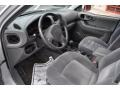 Gray 2001 Hyundai Santa Fe Interiors