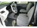 2012 Predawn Gray Mica Toyota Sienna LE AWD  photo #4