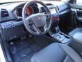 2011 Bright Silver Kia Sorento SX V6  photo #11