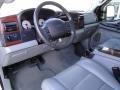 Medium Flint Prime Interior Photo for 2005 Ford F350 Super Duty #55568739