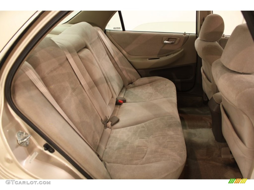 2001 Honda Accord Ex Sedan Interior Photo 55580532