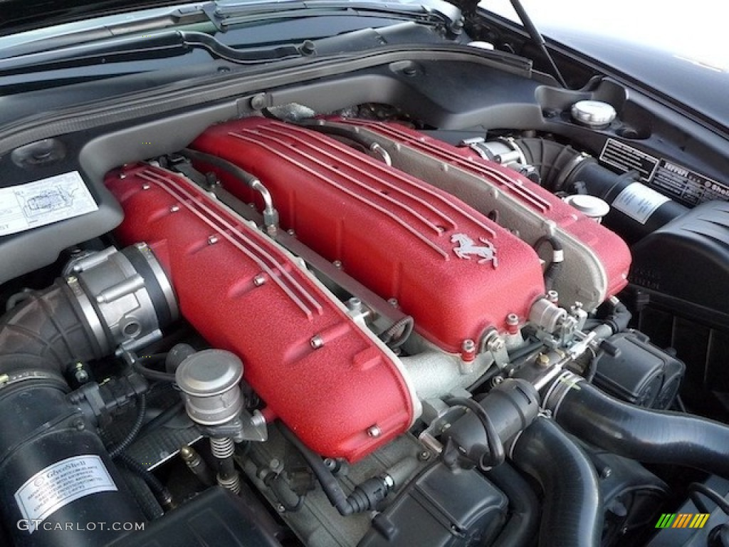 ferrari 612 scaglietti engine. 2008 ferrari 612 scaglietti standard model 5.7 liter dohc 48-valve v12 engine