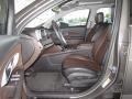 Jet Black/Brownstone Interior Photo for 2010 Chevrolet Equinox #55586192
