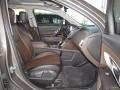 Jet Black/Brownstone Interior Photo for 2010 Chevrolet Equinox #55586200