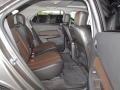 Jet Black/Brownstone Interior Photo for 2010 Chevrolet Equinox #55586203