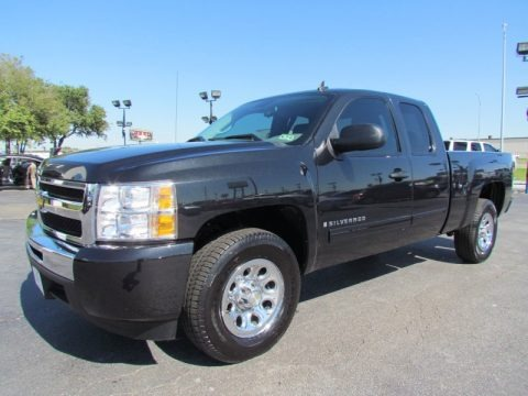 2009 chevrolet silverado 1500 ls extended cab data info. Black Bedroom Furniture Sets. Home Design Ideas