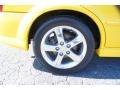 Vivid Yellow - Protege 5 Wagon Photo No. 15