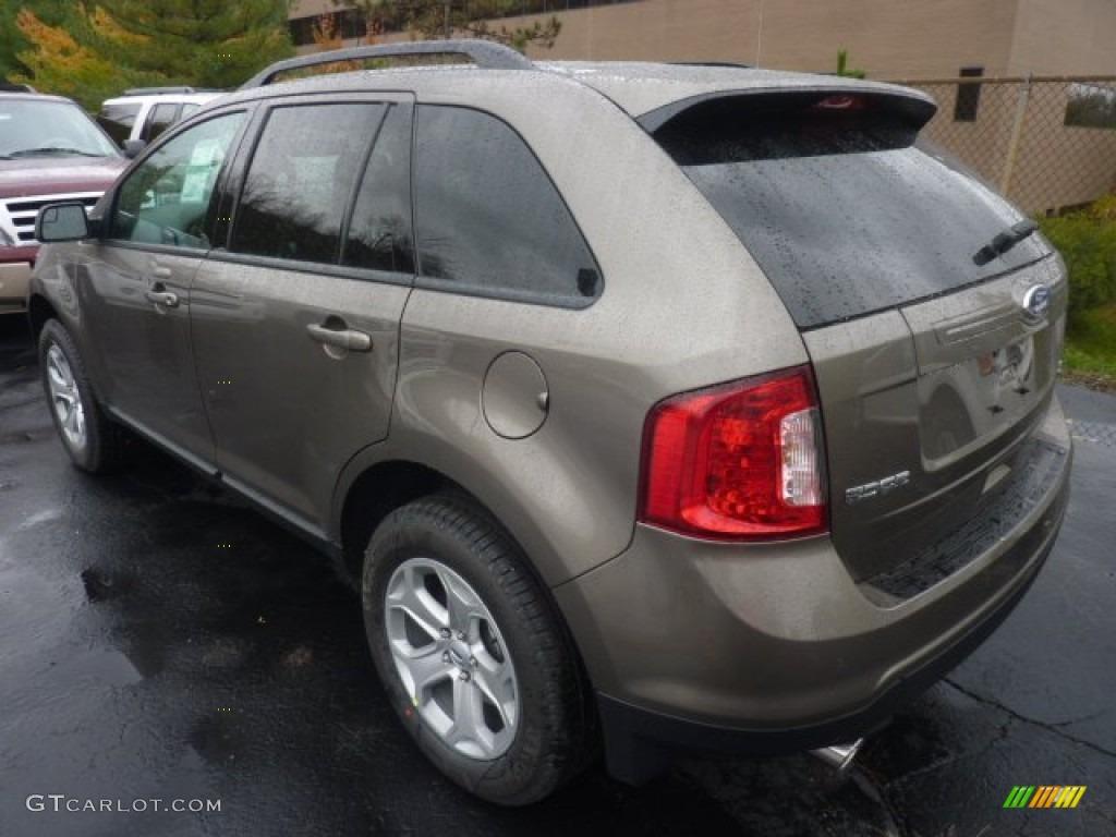 Mineral grey metallic 2012 ford edge sel awd exterior photo 55591930