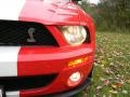 2007 Torch Red Ford Mustang Shelby GT500 Coupe  photo #21
