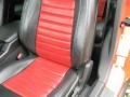 2007 Torch Red Ford Mustang Shelby GT500 Coupe  photo #26