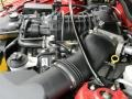 2007 Torch Red Ford Mustang Shelby GT500 Coupe  photo #41