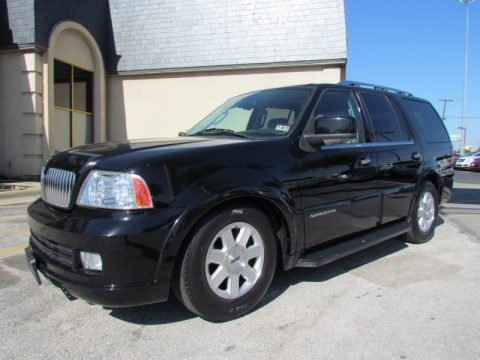 2005 lincoln navigator luxury data info and specs. Black Bedroom Furniture Sets. Home Design Ideas