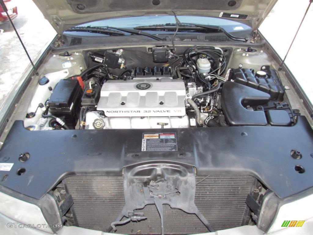 1999 Cadillac Seville Sls 4 6 Liter Dohc 32 Valve