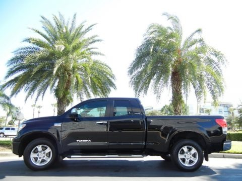 2008 Toyota Tundra Limited Double Cab Data, Info and Specs