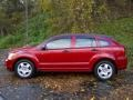 Inferno Red Crystal Pearl 2008 Dodge Caliber Gallery