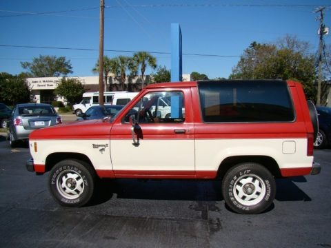 1986 ford bronco ii xlt 4x4 data info and specs. Black Bedroom Furniture Sets. Home Design Ideas