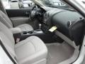 Gray 2012 Nissan Rogue Interiors