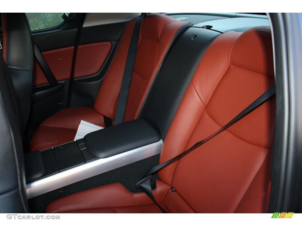 2008 Mazda Rx 8 40th Anniversary Edition Interior Color Photos Gtcarlot Com
