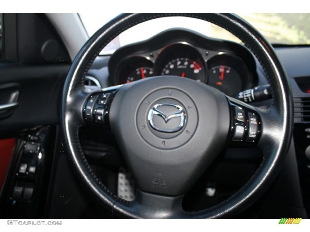 2008 Mazda Rx 8 40th Anniversary Edition Steering Wheel Photos