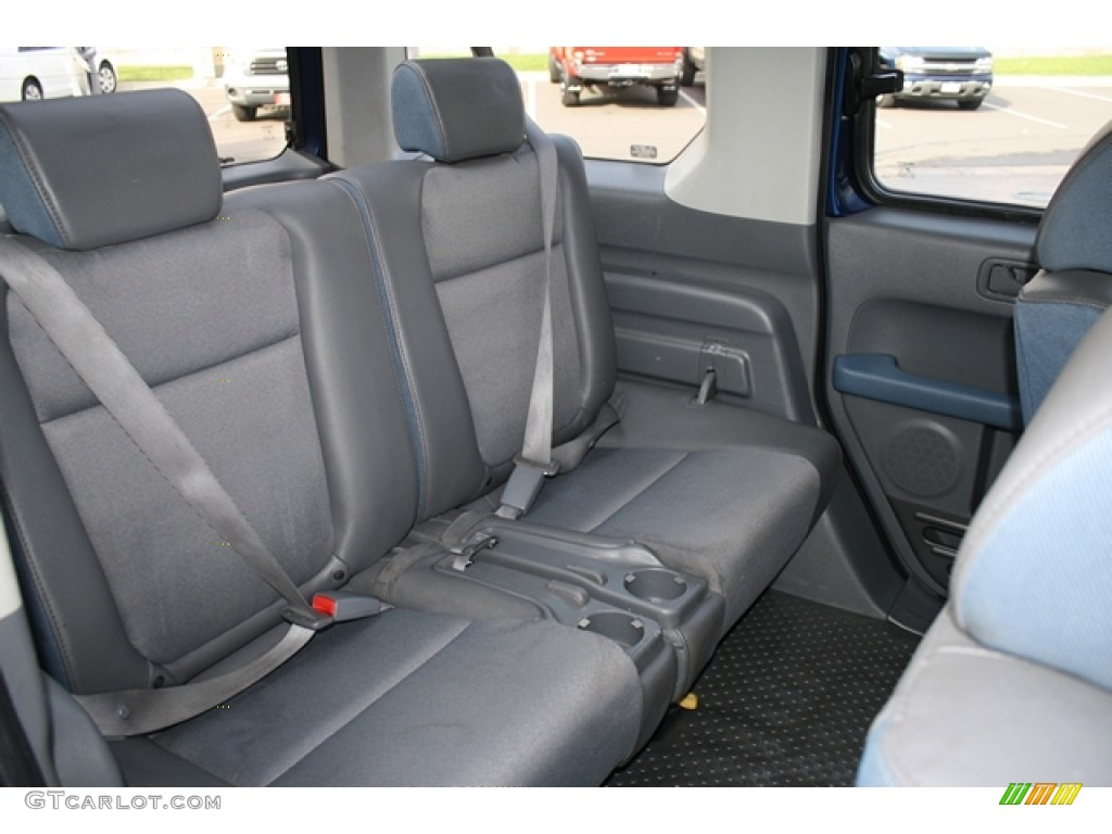 Gray Interior 2003 Honda Element EX AWD Photo #55611460