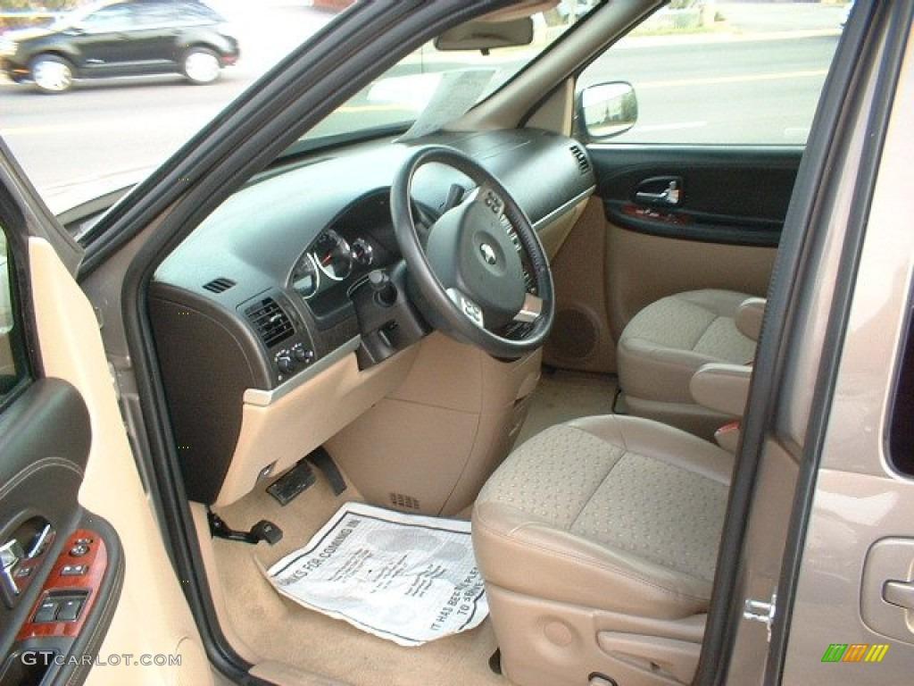 Cashmere Interior 2006 Chevrolet Uplander Lt Awd Photo 55614029