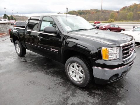 2012 gmc sierra 1500 sle crew cab 4x4 data info and specs. Black Bedroom Furniture Sets. Home Design Ideas