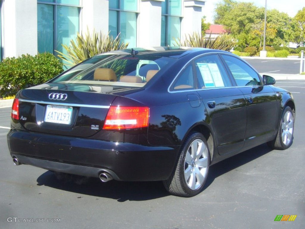 Brilliant Black 2007 Audi A6 3.2 quattro Sedan Exterior Photo ... on 07 dodge 3500 black, 07 acura mdx black, 07 chevy malibu black, 07 dodge charger black, 07 jeep compass black, 07 hummer h2 black, 07 dodge nitro black, 07 chevy avalanche black, 07 ford fusion black, 07 honda accord black, 07 cadillac srx black,