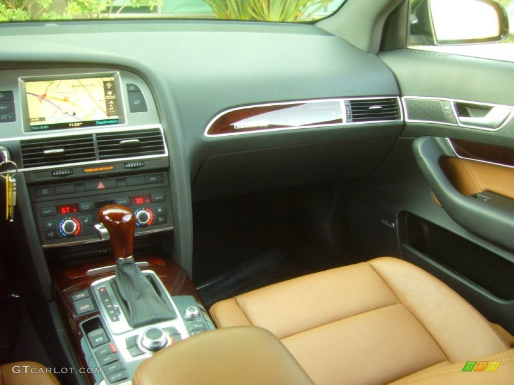 2007 audi a6 3 2 quattro sedan interior photo 55620120. Black Bedroom Furniture Sets. Home Design Ideas