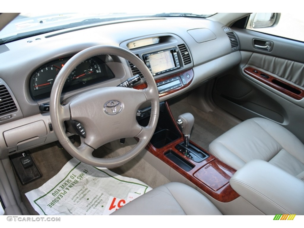 Image Gallery 2003 Camry Xle