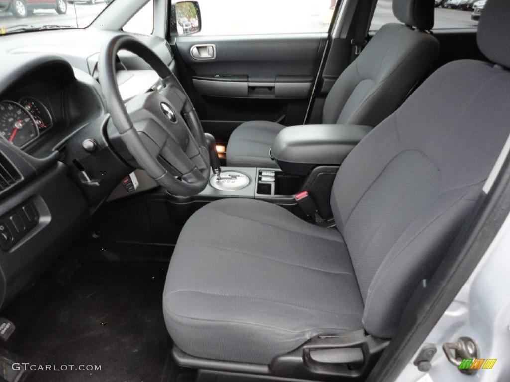 Mitsubishi Endeavor Interior Pictures