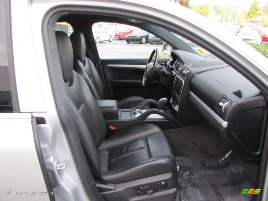 2004 Porsche Cayenne Turbo Interior Photo 55625798