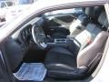 Dark Slate Gray Interior Photo for 2012 Dodge Challenger #55627163