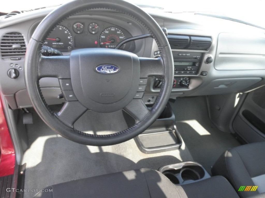 2006 ford ranger xlt regular cab 4x4 steering wheel photos. Black Bedroom Furniture Sets. Home Design Ideas