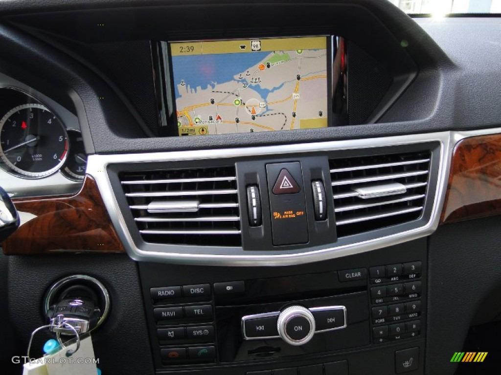 2012 mercedes benz e 350 bluetec sedan navigation photos for 2012 mercedes benz e350 bluetec