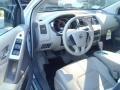 2011 Glacier White Pearl Nissan Murano SL  photo #6