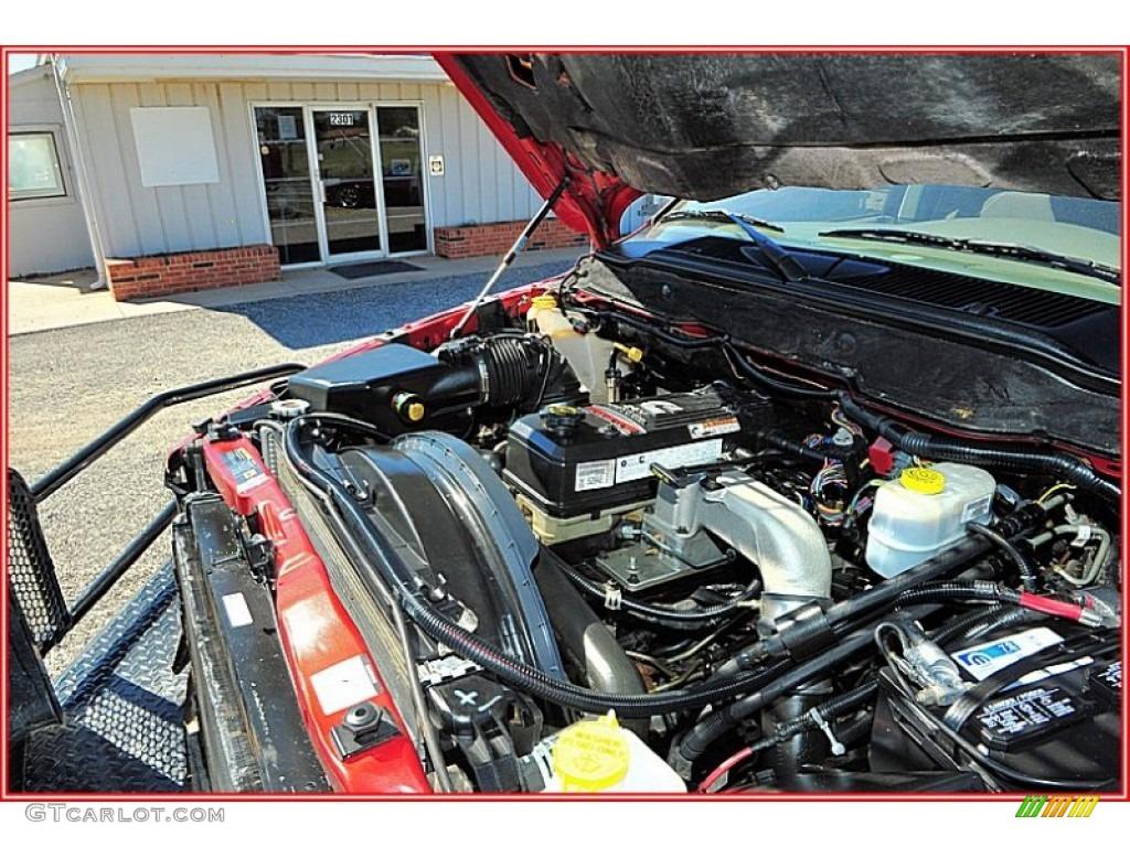 2006 dodge ram 2500 lone star edition quad cab 4x4 engine for Loan star motors 2