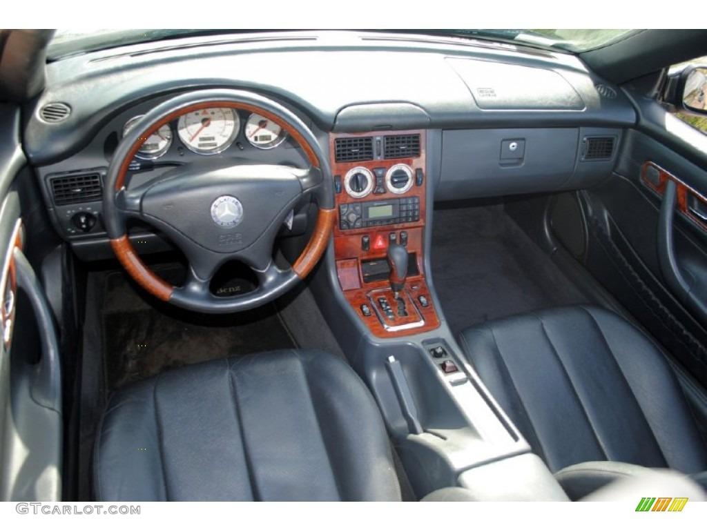 2002 mercedes benz slk 320 roadster dashboard photos for Mercedes benz dashboard