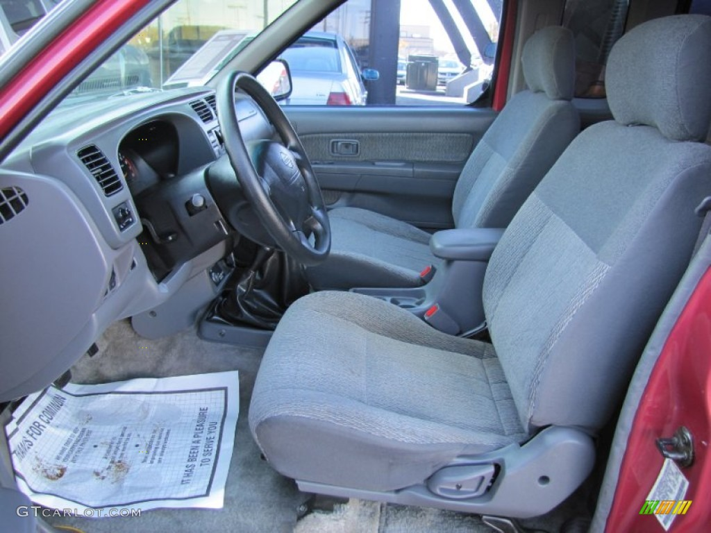 1998 Nissan Frontier Xe Extended Cab 4x4 Interior Photo
