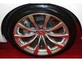 2010 Infiniti G 37 S Sport Convertible Wheel and Tire Photo