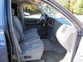 2006 Patriot Blue Pearl Dodge Ram 1500 SLT Quad Cab  photo #9