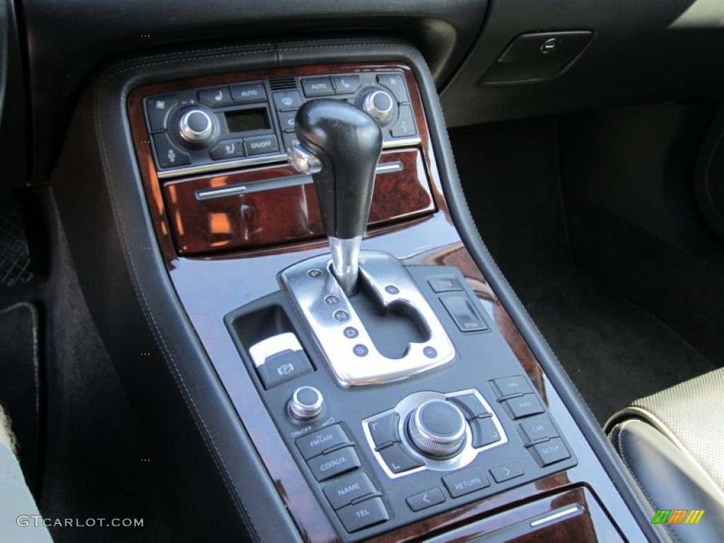 2006 Audi A8 L W12 Quattro Transmission Photos Gtcarlot Com