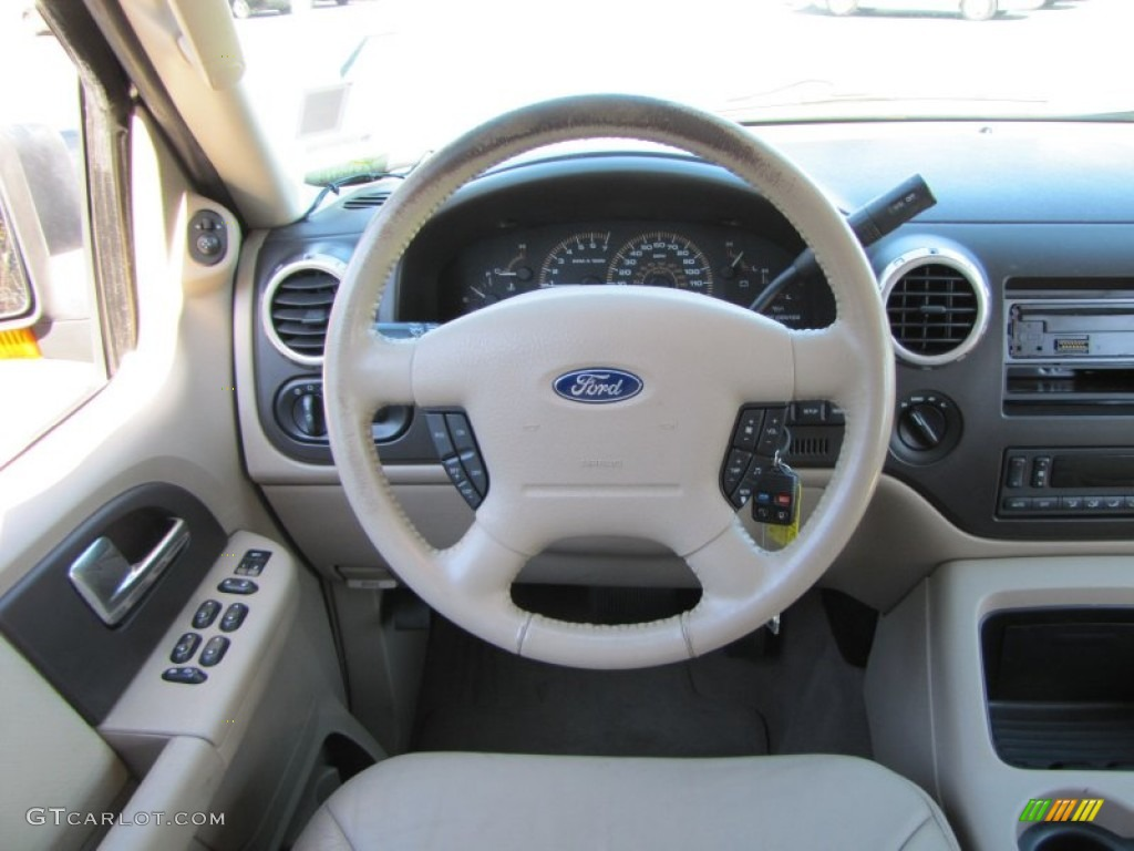 2003 Ford Expedition Xlt 4x4 Steering Wheel Photos