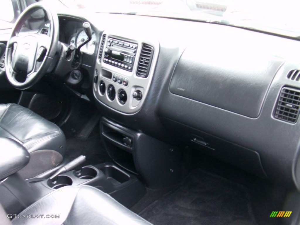 2003 ford escape limited 4wd dashboard photos. Black Bedroom Furniture Sets. Home Design Ideas