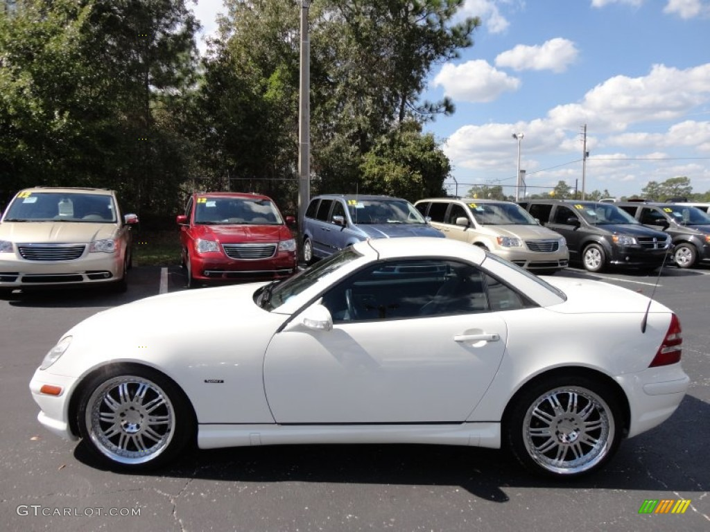 2003 mercedes benz slk 230 kompressor roadster custom for Mercedes benz slk230 kompressor