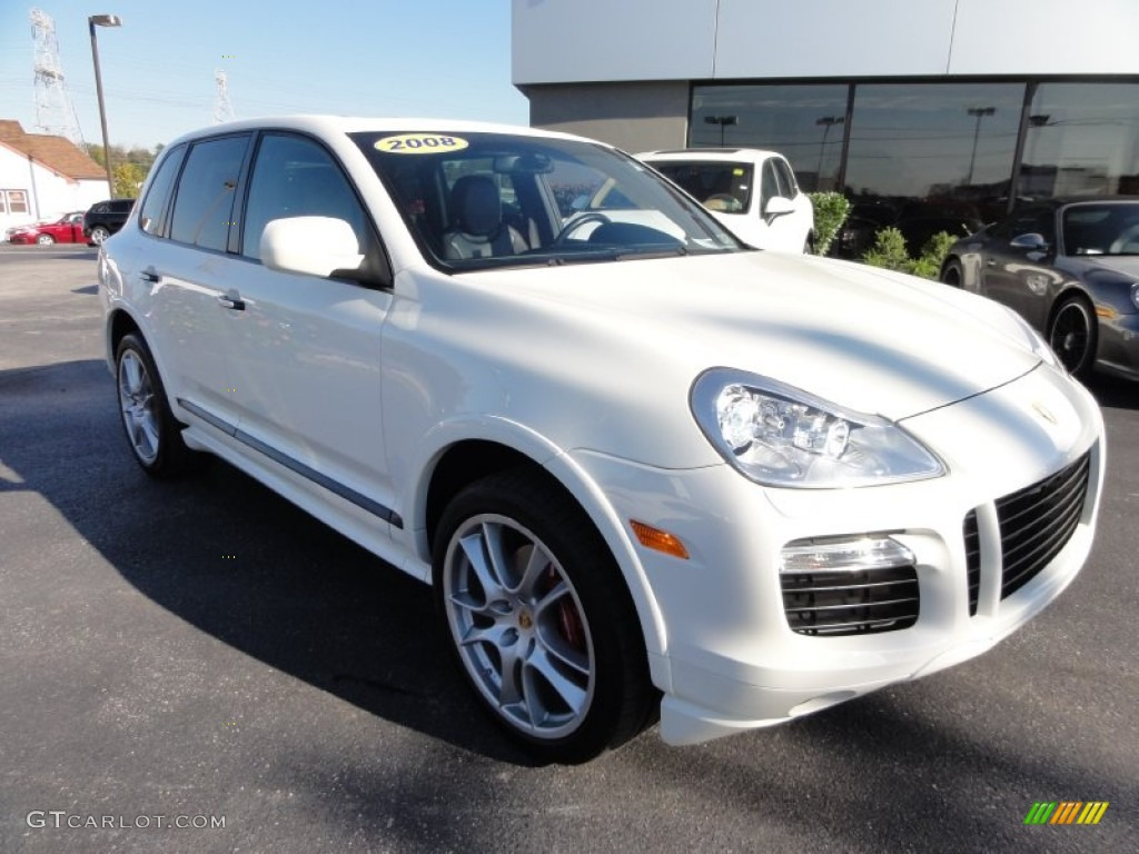 Sand White 2008 Porsche Cayenne Gts Exterior Photo 55693953