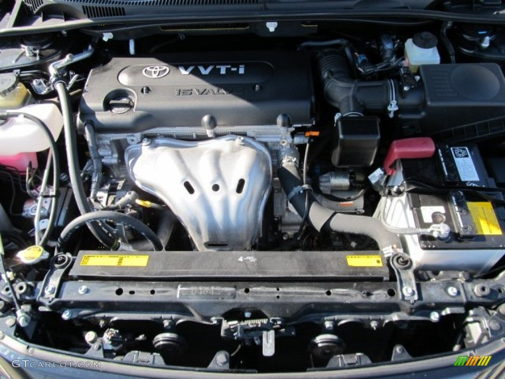 2009 Scion Tc Release Series 5 0 2 4 Liter Dohc 16 Valve