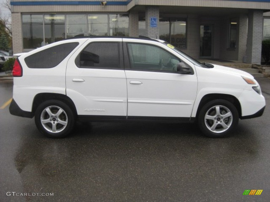 Summit white 2004 pontiac aztek awd exterior photo 55699766
