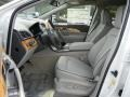 2012 MKX FWD Medium Light Stone Interior