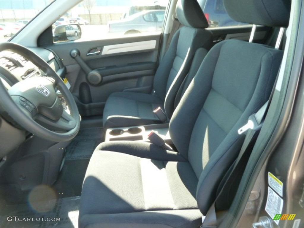 2011 CR-V SE 4WD - Urban Titanium Metallic / Black photo #10
