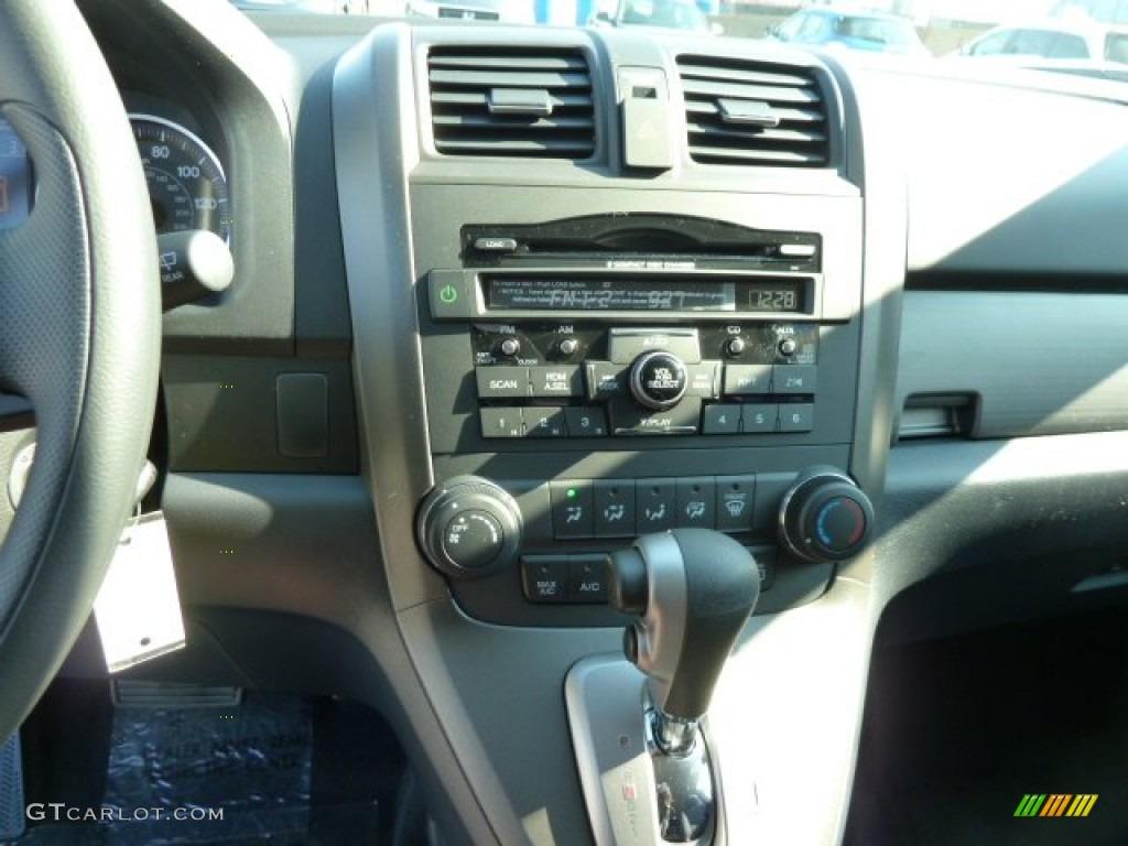 2011 CR-V SE 4WD - Urban Titanium Metallic / Black photo #18